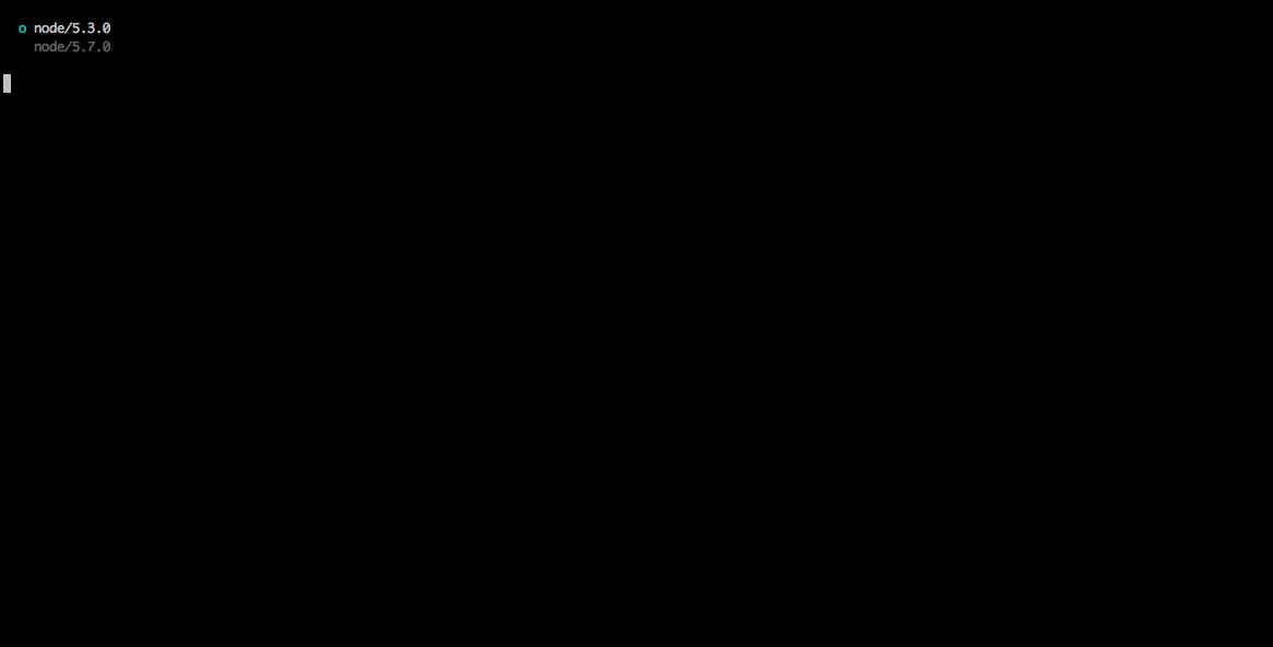 n versions example